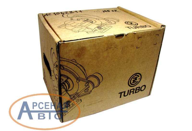 Турбокомпрессор К27-145-02 в упаковке